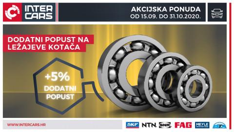Akcijska ponuda na ležajeve kotača