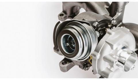 Turbokompresorių dalys EVORON, skirti turbinų remontui