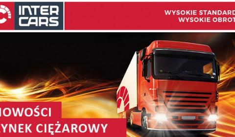 Nowości rynek ciężarowy - LISTOPAD