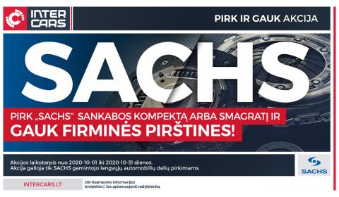 SACHS akcija