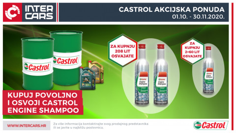 Akcijska ponuda Castrol asortimana