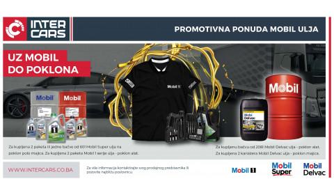 Promotivna ponuda Mobil ulja za teretna i putnička vozila