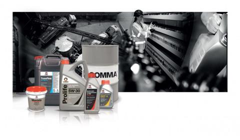 Didžiojoje Britanijoje gaminamos COMMA alyvos – pelniusios daugelio OE gamintojų patvirtinimus
