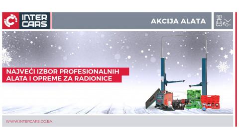 Akcija alata i servisne opreme - 1.10.- 31.12.2020.