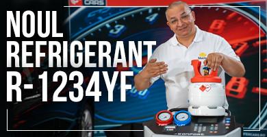 Episodul 9: Ce putem si ce nu putem face cand e vorba de noul freon R1234YF.