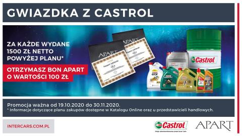 Gwiazdka z Castrol