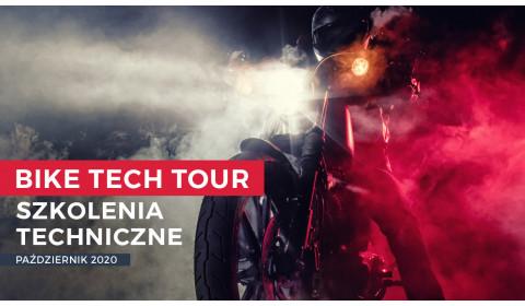 Udany cykl szkoleń produktowo-technicznych Bike Tech Tour