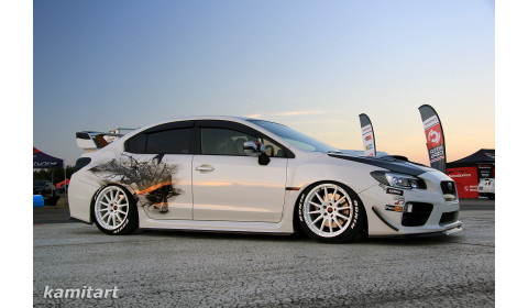 RONIN - Subaru Impreza WRX