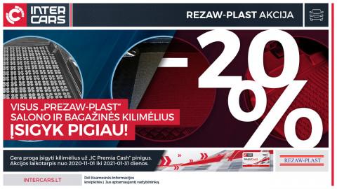 REZAW-PLAST akcija
