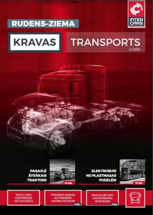 KRAVAS TRANSPORTS NR. 2 / 2020