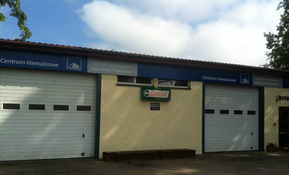 Autowerkstätten Geschlossen