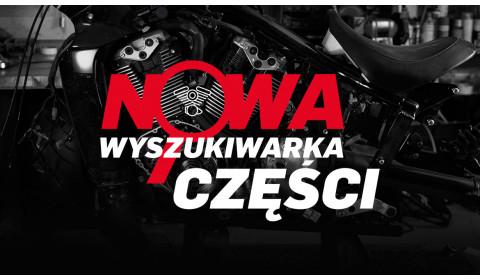 Nowa wyszukiwarka części i akcesoriów motocyklowych Partsfinder