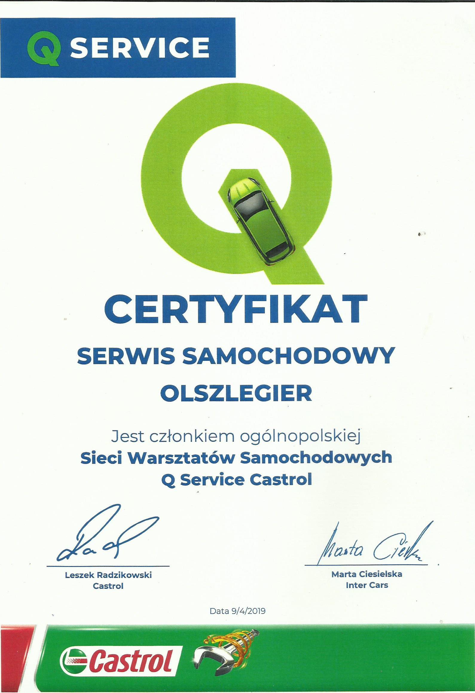 SERWIS SAMOCHODOWY OLSZLEGIER photo-0