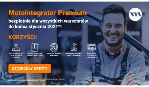 MOTOINTEGRATOR PREMIUM - Efektywny marketing online dla Twojego warsztatu