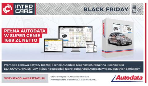 Pełna licencja Autodata na Black Friday