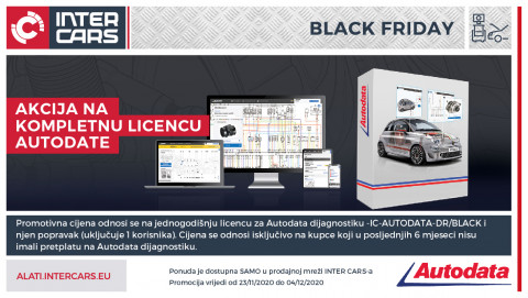 Black Friday – Autodata dijagnostika 23.11.- 04.12.
