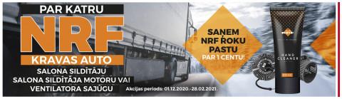 NRF KRAVAS AKCIJA