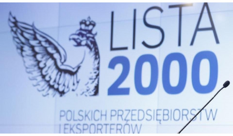 Wysoka pozycja Inter Cars na liście 2000