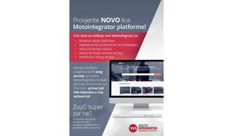 MOTOINTEGRATOR PREMIUM - Učinkovit mrežni marketing za vaš autoservis