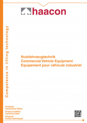 Products for commercial vehicles