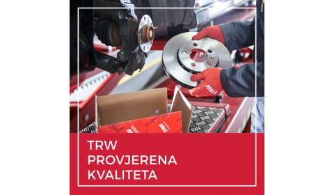 Zašto odabrati TRW kočione diskove?