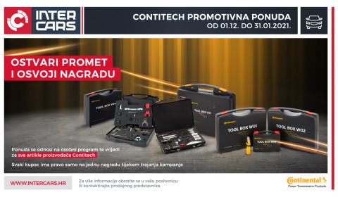 Contitech promotivna ponuda 01.12. - 31.01.2021.