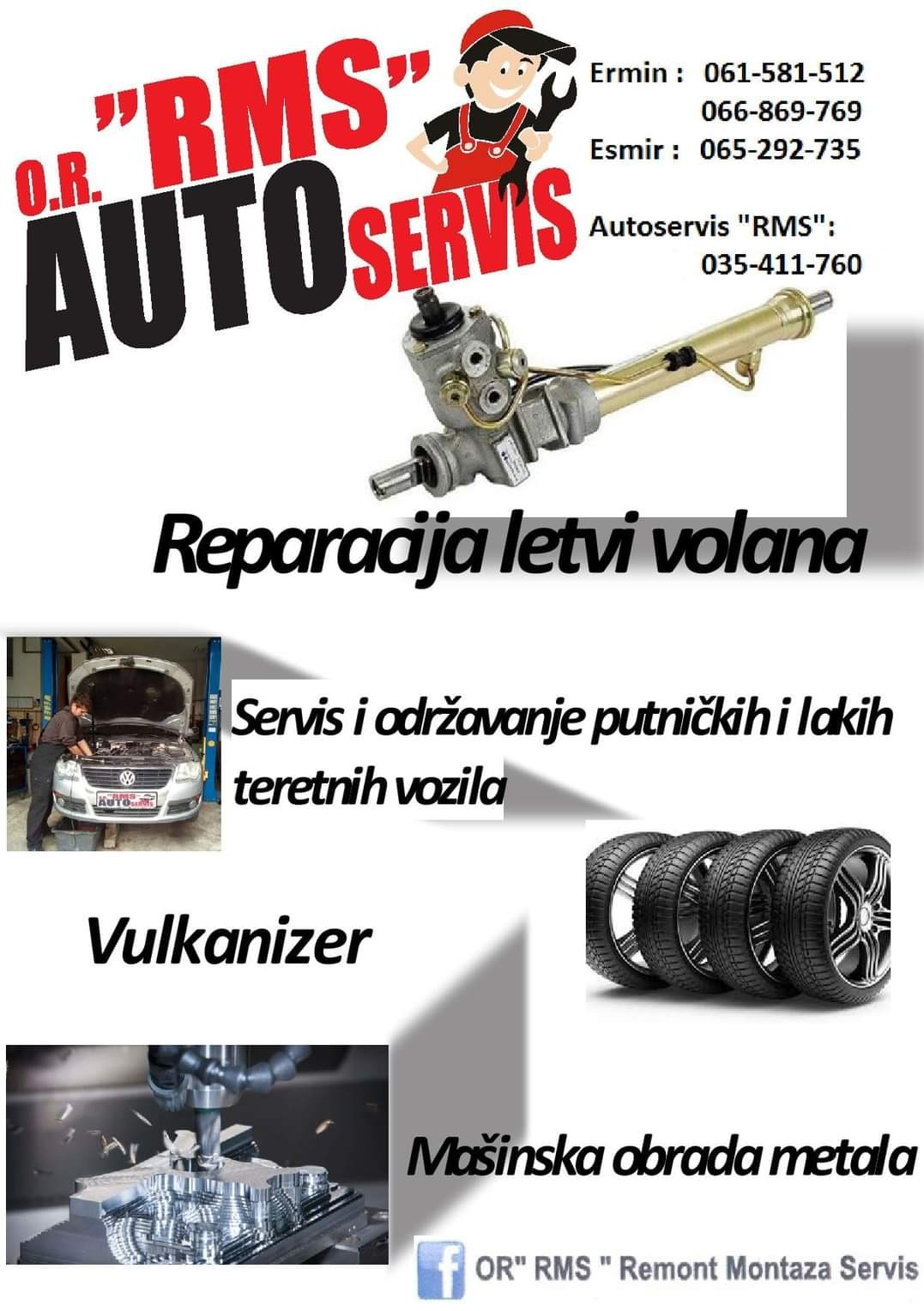 """OR """"RMS"""" Autoservis  photo-0"""
