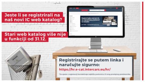 Stari IC Web katalog više ne radi!
