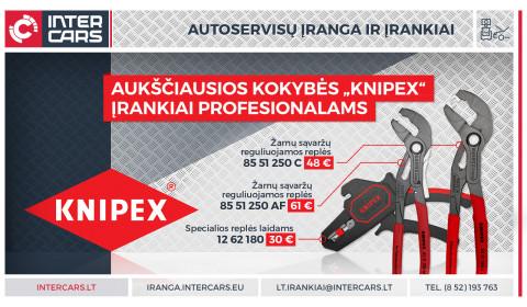KNIPEX akcija