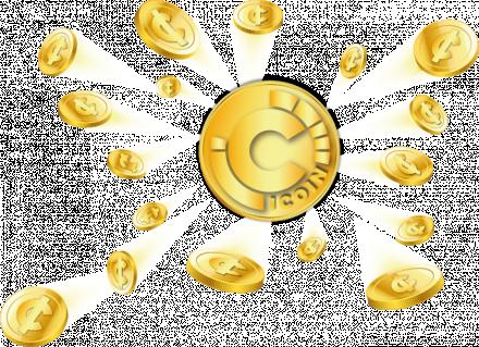 ICOIN repülő érmék.png