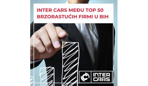 Inter Cars među top 50 brzorastućih kompanija u BiH