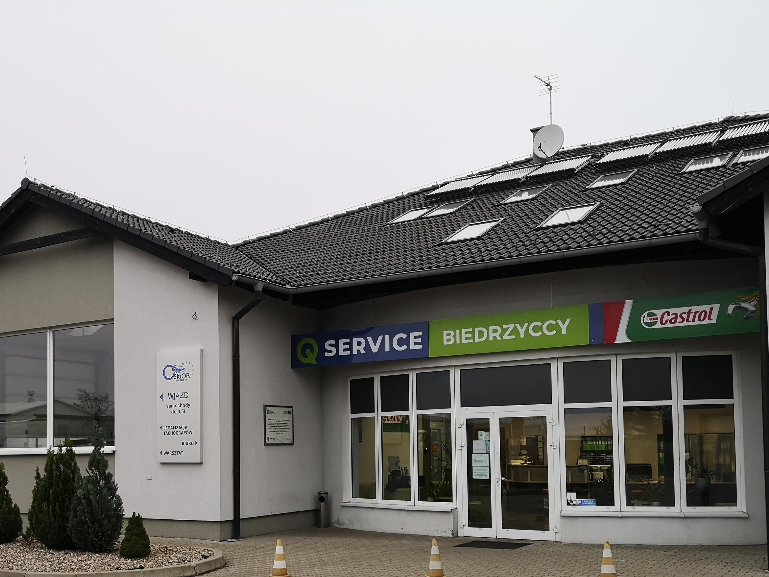 Q service Biedrzyccy photo-0