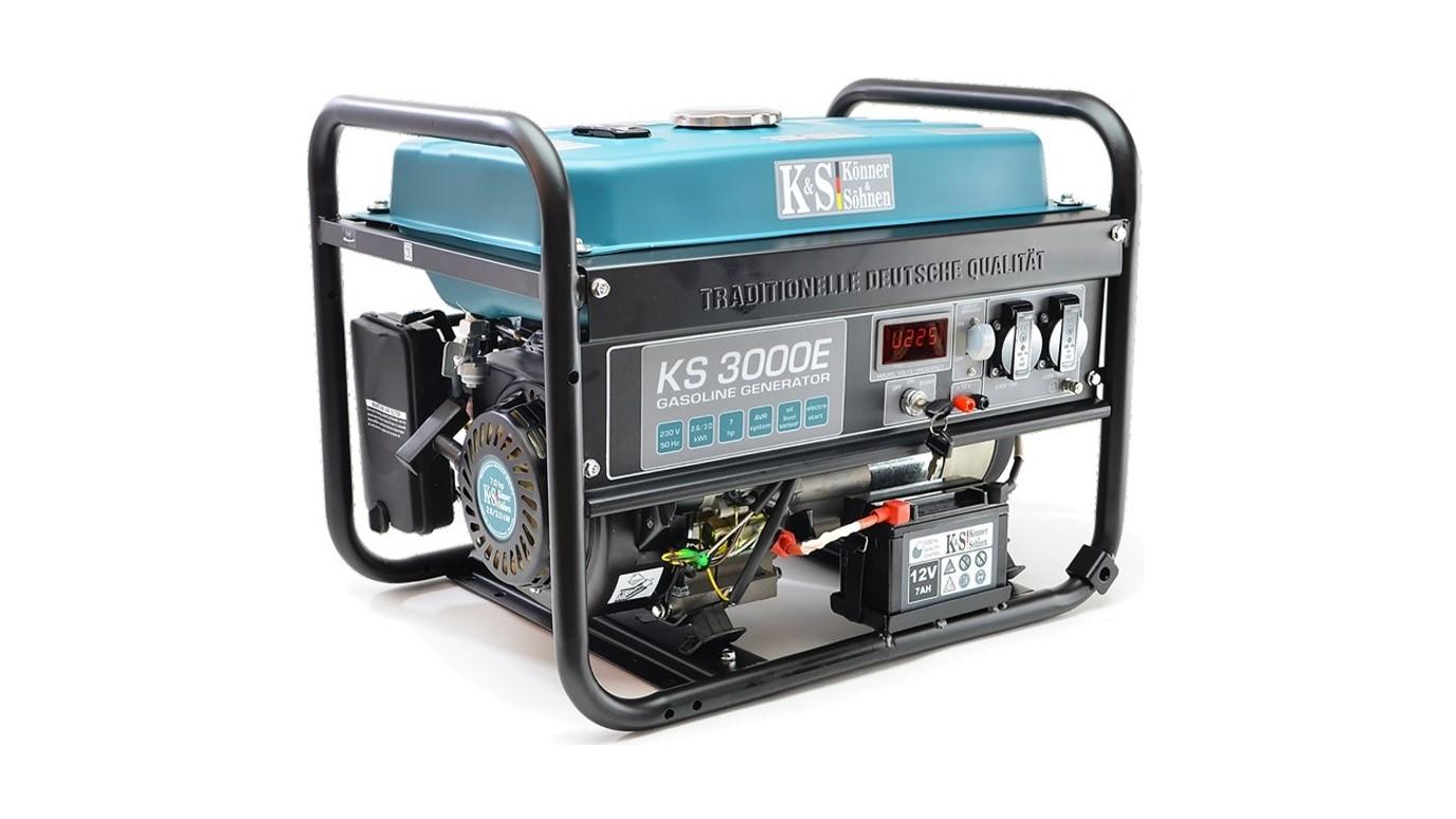 Benzininis generatorius.jpg