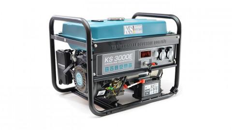 K&S benzininis generatorius