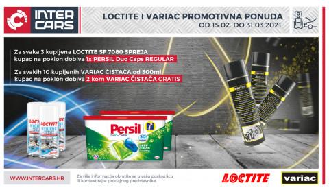 Loctite & Variac promotivna ponuda 2021