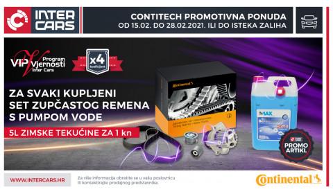 Contitech promotivna ponuda 15.02.-28.02.