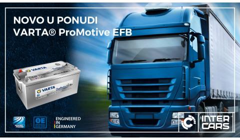 Novo u ponudi Inter Cars-a BiH: Baterije za teretna vozila eko norme Euro 5 i Euro 6
