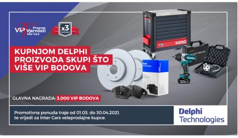 Delphi promotivna ponuda