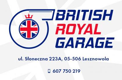 British Royal Garage