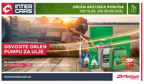 Orlen AGRO akcijska ponuda 2021.