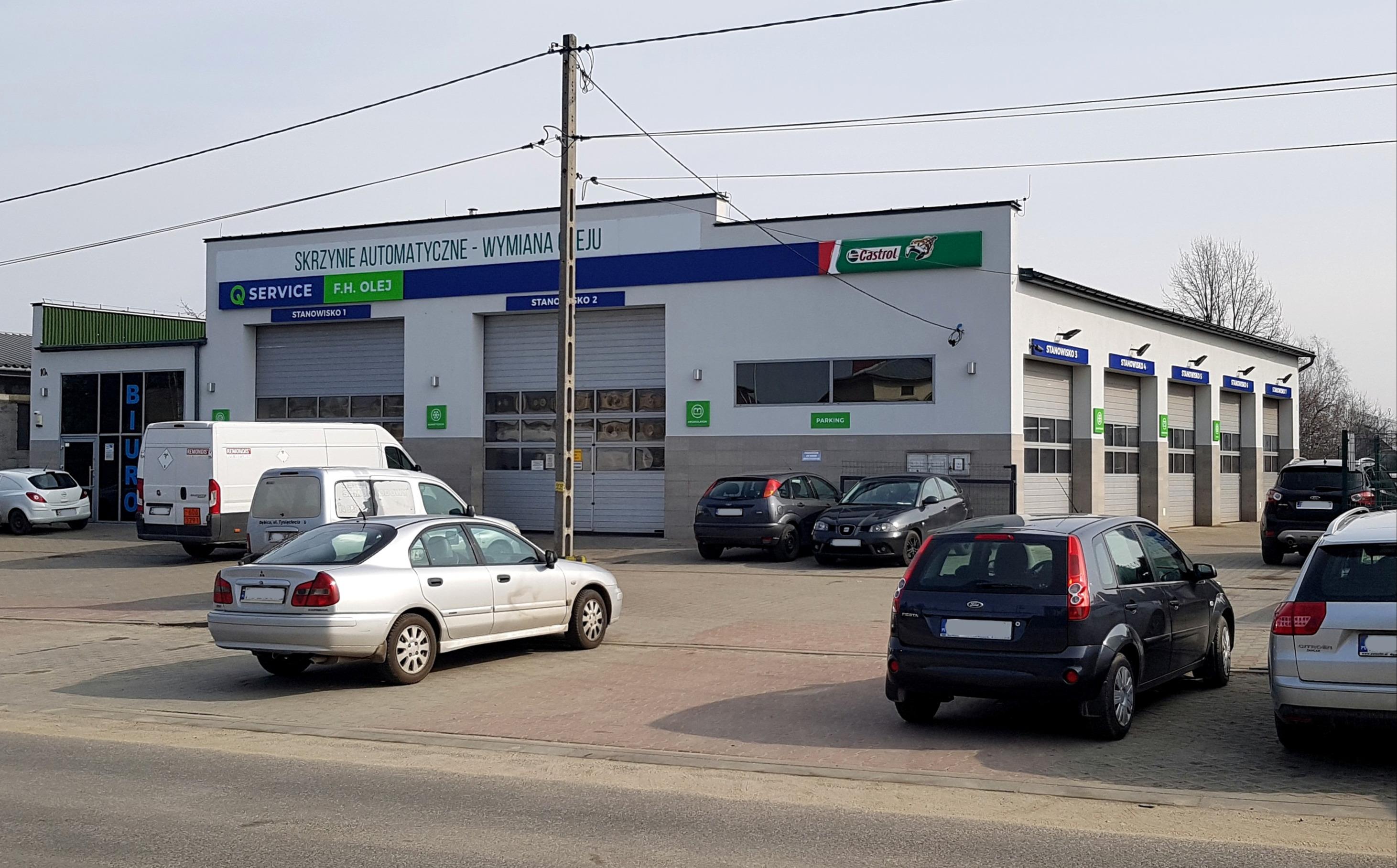 """Firma Handlowa """"OLEJ"""" Zbigniew Ciebień photo-0"""