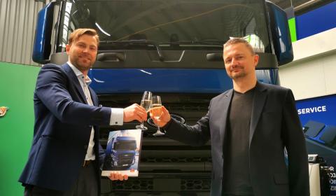 Rodzina Ford Trucks Polska powiększa się o kolejnego dealera