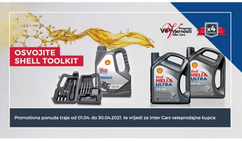 Shell (Helix) promotivna ponuda ulja 2021