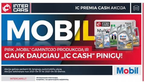 IC PREMIA CASH balandžio mėn. akcijos l. automobilių dalims