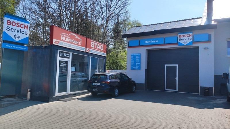 Bosch Car Service Rumiński - Autoryzowany Serwis STAG photo-0