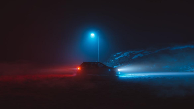 Najważniejsze są światła samochodu..jpg
