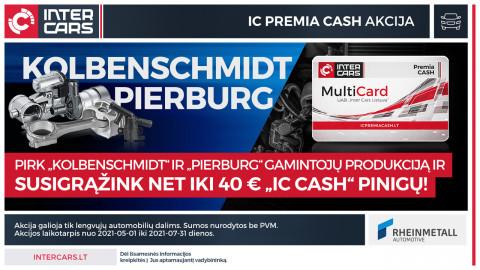 KOLBENSCHMIDT & PIERBURG akcija