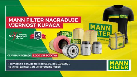 MANN-FILTER promotivna ponuda 2021