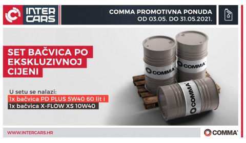 Comma promotivna ponuda 2021
