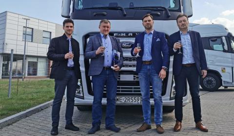 Ford Trucks z nowym punktem serwisowym na Mazowszu